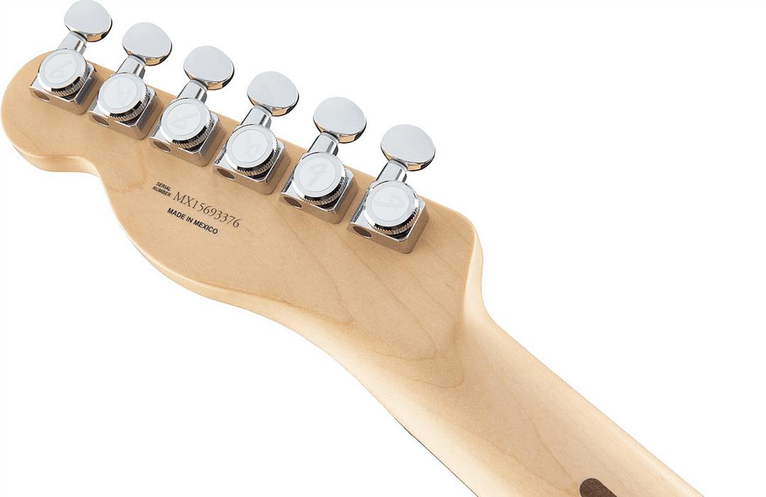 Test: Fender Deluxe Nashville Tele DPB, E-Gitarre - Seite 2 von 4 ...
