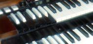 Hammond B3 close up Ausschnitt edited