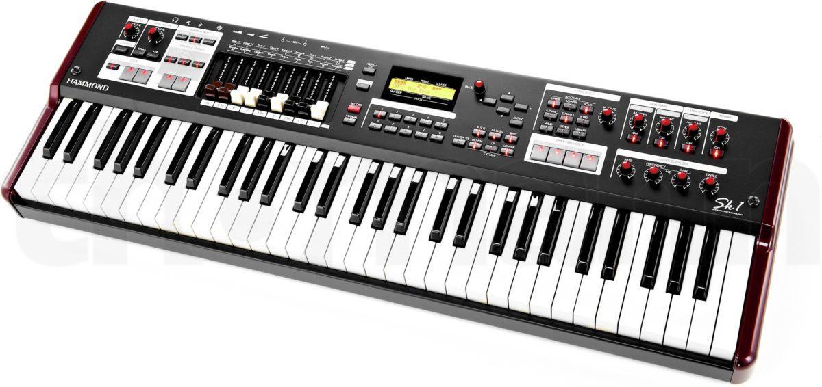Hammond SK1 mit 61 Tasten