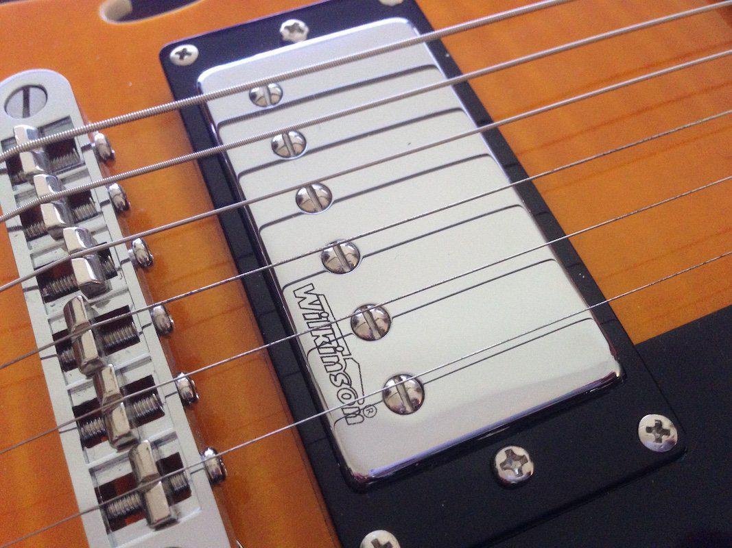 Wunderbar Gitarre Schaltplan Zwei Humbucker Fotos - Die Besten ...