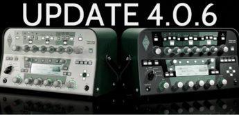 Top News: Kemper Profiling Amp OS 4.0.6 Update