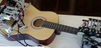 Info: Legosteuerung für Gitarre