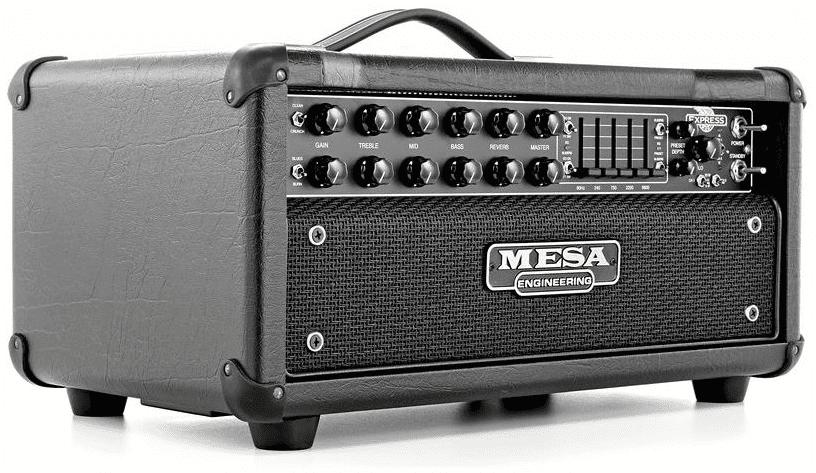 Test mesa boogie express 5 25 gitarrenverst rker for Mesa boogie express 5 25