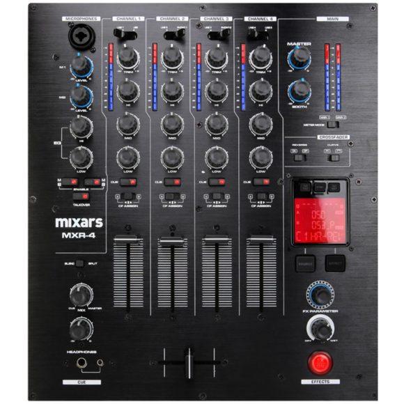 Der Mixars MXR-4 im Überblick