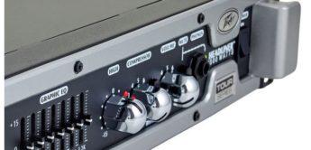 Test: Peavey Headliner 1000, Bassverstärker