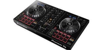 Test: Pioneer DDJ-RB, DJ-Controller