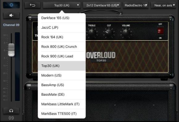 Amp Simulation von Overloud