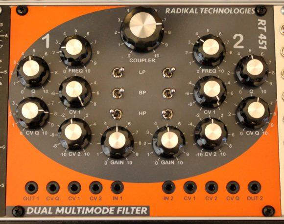 Radikal Technologies RT451 ganz