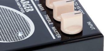 Test: SIB Charger, Verstärker für E-Gitarre