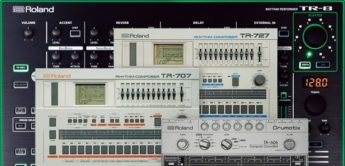 Test: Roland TR-8  7X7 mit 606-Update, Soundexpansion
