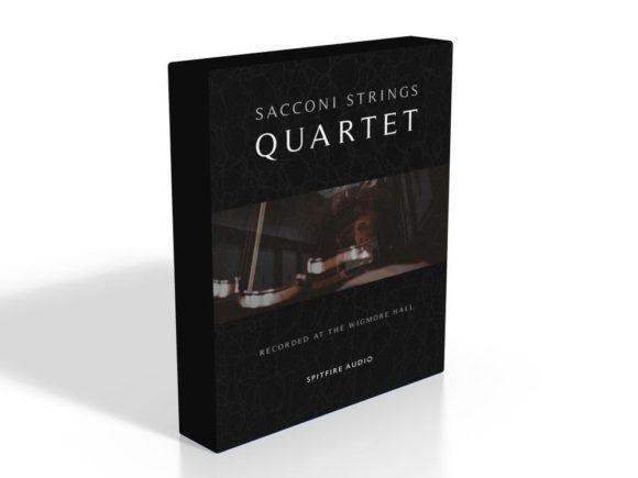 Spitfire Audio Sacconi Strings Quartet
