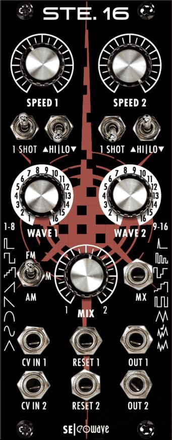 Studio Electronics - Modstar STE.16