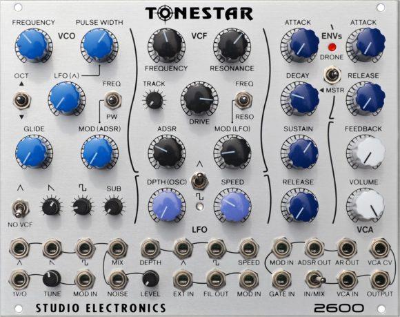 Studio Electronics - Tonestar-2600