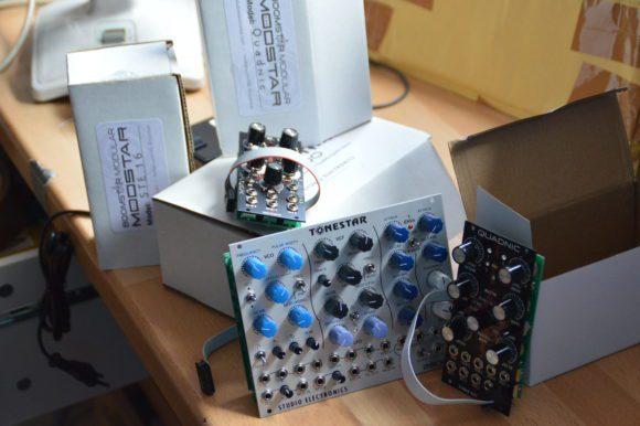 Studio Electronics - Unboxing