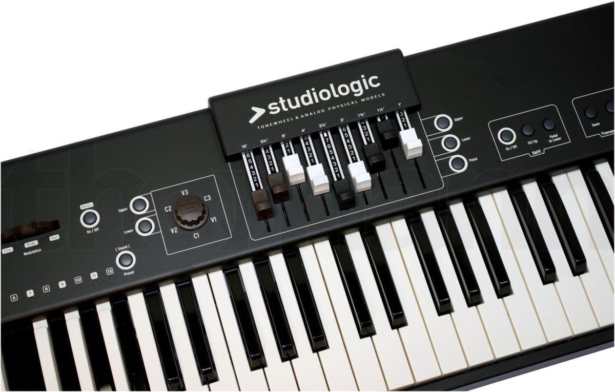 Wiegt nur 11 kg: Studiologic Numa Organ 2