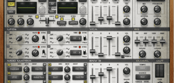 Test: Waves Element 2, Software-Synthesizer