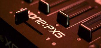 Top News: Allen&Heath Xone:PX5, DJ-Mixer