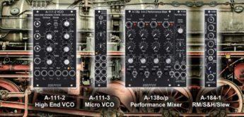 NAMM NEWS 2017: Doepfer A-100 Module