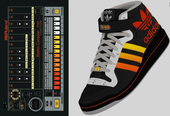 Adidas Neely Air TR-808