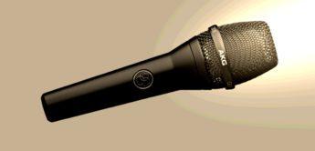 Test: AKG C636, Kondensatormikrofon