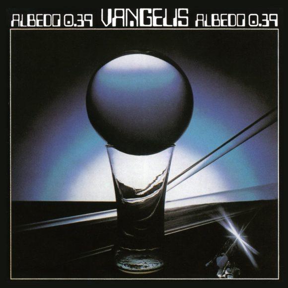 """Vangelis Album """"Albedo 0.39"""" von 1976"""