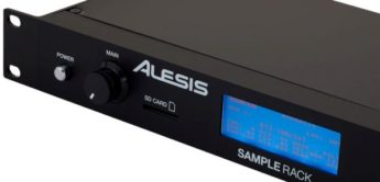 Test: Alesis Sample Rack, E-Drum Modul