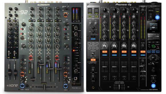 DJ-Chefredaktion empfiehlt: Die besten DJ-Mixer