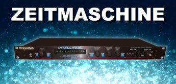 Zeitmaschine: Rocktron Intellifex, Multieffektgerät