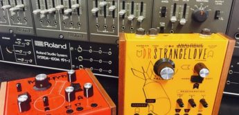 Top News: Analogue Solutions Dr. Strangelove, Effekt-Modul