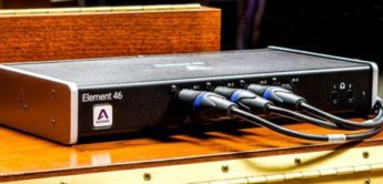 Test: Apogee Element 46, Thunderbolt Audio Interface