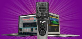Top News: Apogee MiC Plus, USB-Kondensatormikrofon/Audiointerface