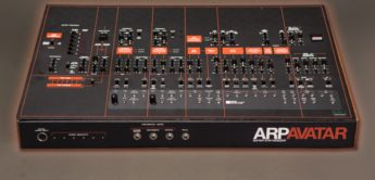 DIY: ARP Avatar Synthesizer mit New England Mod