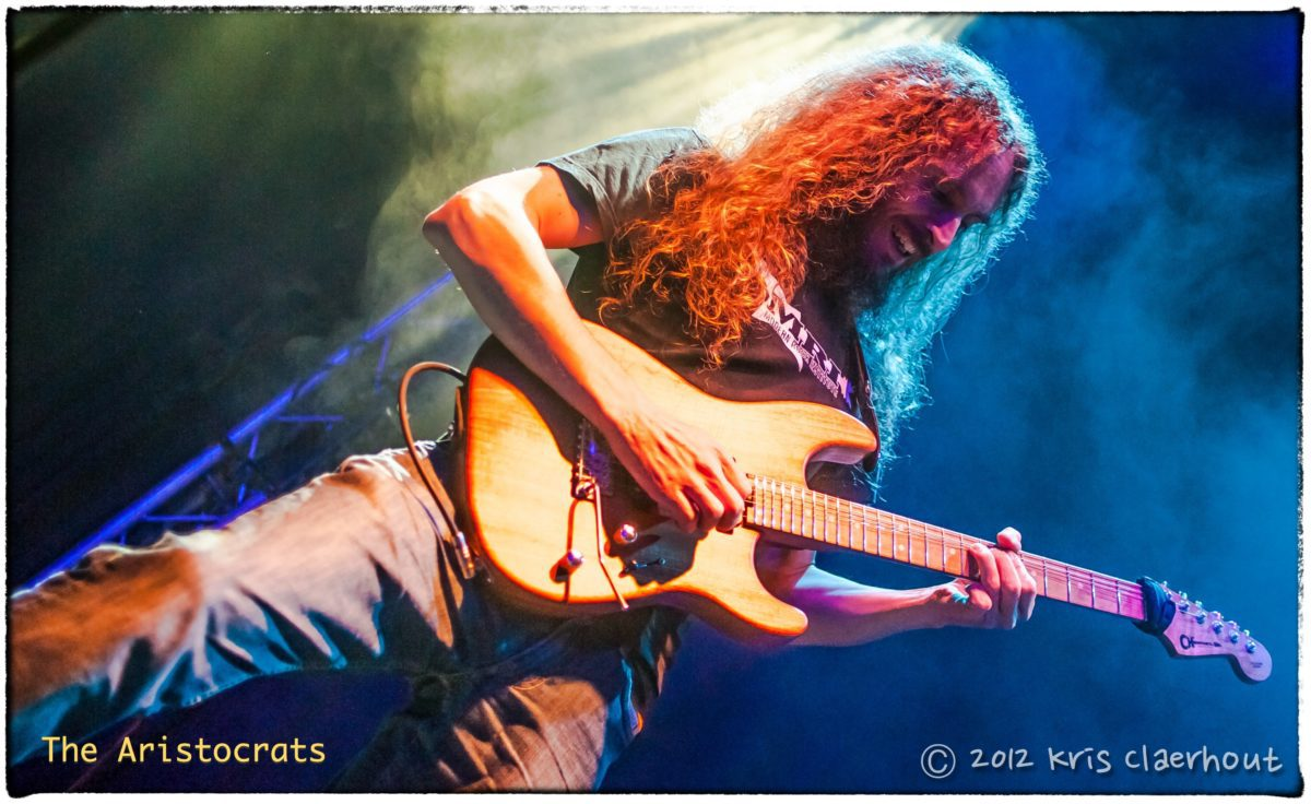 Gitarristen die Geschichte mach(t)en: Guthrie Govan near 2