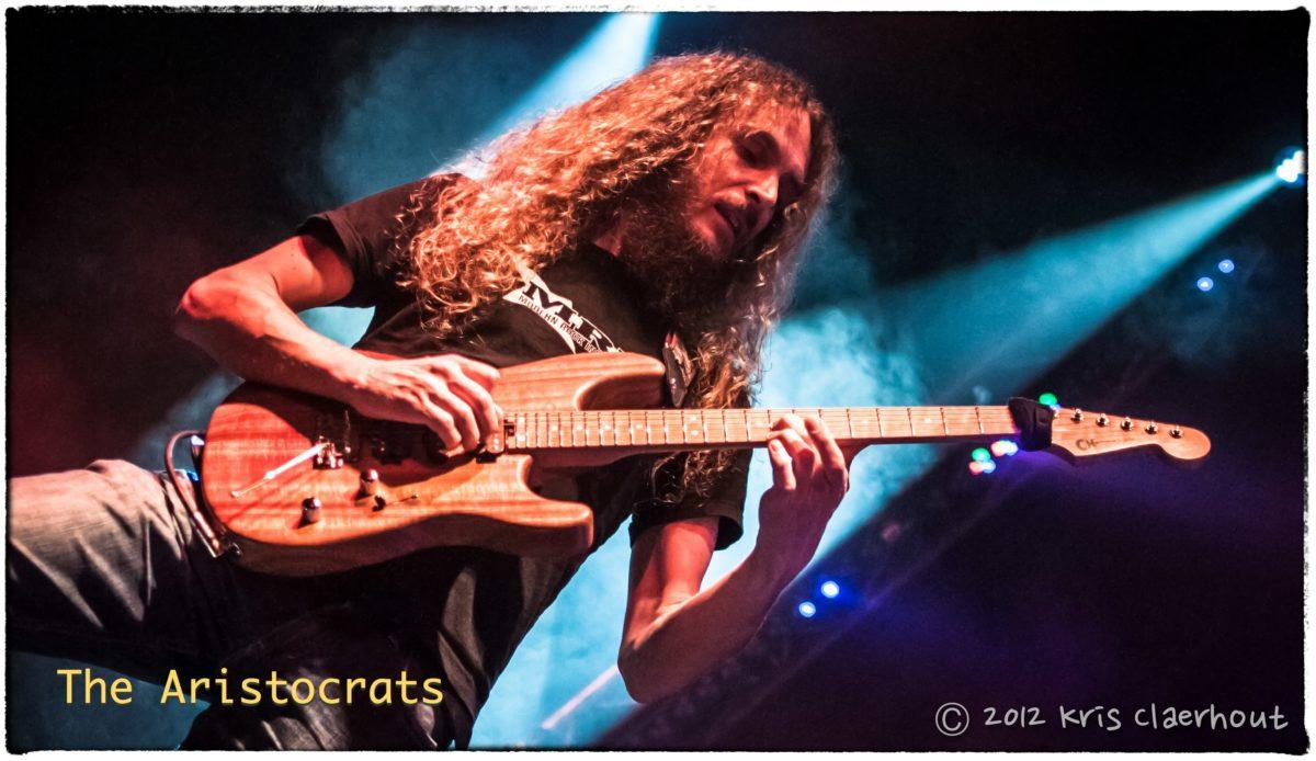 Gitarristen die Geschichte mach(t)en: Guthrie Govan near