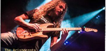 Guthrie Govan: Seine Gitarren, seine Musik