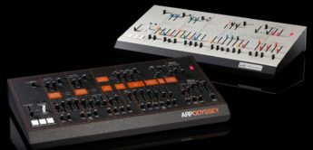 Test: Korg ARP Odyssey Module, Analogsynthesizer