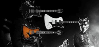 TOP NEWS: Hagstrom Fantomen E-Gitarren