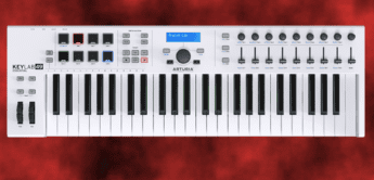 Test: Arturia Keylab Essential 49, 61, USB-Keyboard