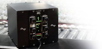 Top News: Audified Synergy R1, Hybrid Reverb-Modul mit Sättigungsstufe