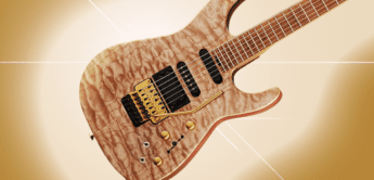 Test: Jackson PC-1 Phil Collen USA AU Natural, E-Gitarre