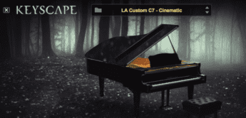 Test: Spectrasonics KEYSCAPE, Keyboards & Piano Library