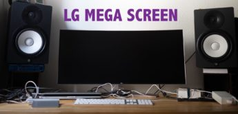 Test: LG 38UC99, Mega-Wide-Screen