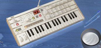 Test: Korg microKORG S, Synthesizer