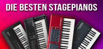 Die besten Stagepianos