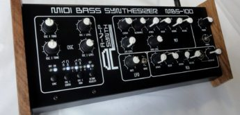 Test: AVP Synth MBS-100, Bass Synthesizer