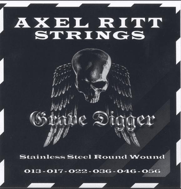 Downtuning Ritt Strings