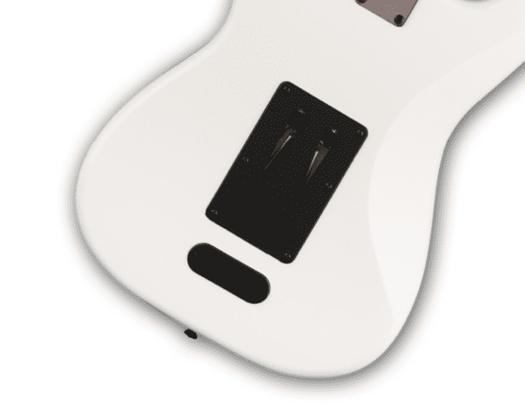 Squier Contemporary Active Stratocaster battery slot