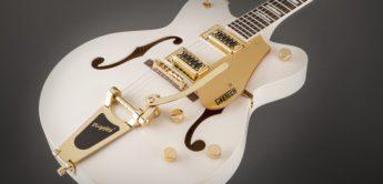 Test: Gretsch G5422TG Electromatic SW, E-Gitarre