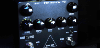 Test: Keeley Dark Side, Gitarren Multieffekt Pedal