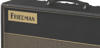 Test: Friedman Small Box Combo, Gitarrenverstärker